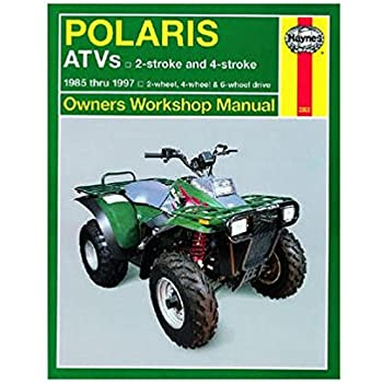 Clymer ATV//UTV Manuals M362-2