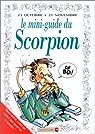 Mini guide astro scorpion en BD par Goupil