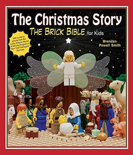 The Christmas Story: The Brick Bible for Kids - Lego Corner Brick