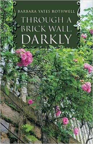 Book Through a Brick Wall, Darkly by Barbara Yates Rothwell (2015-12-16)