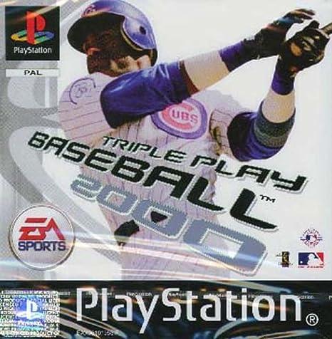 Triple Play Baseball 2000 [PlayStation][Importación inglesa ...