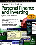 AOL Official Guide to Personal Finance and Investing Online, Carol Leonetti Dannhauser, 0764534270