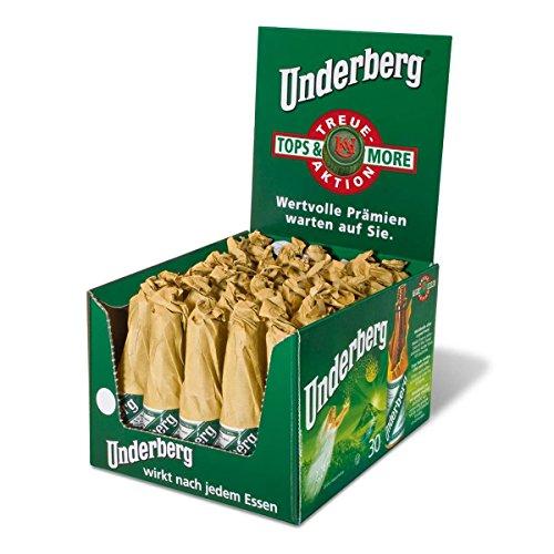 Underberg Bitters Pack of 30 Bottles 20ml each