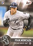 2017 Topps Bunt #5 Yoan Moncada Chicago White Sox Rookie Baseball Card