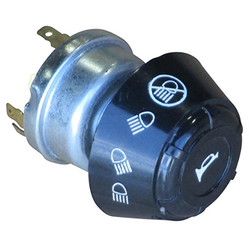 Hamiltonbobs Premium Quality Headlamp Light Horn Switch Massey Ferguson MF... (231 Light)