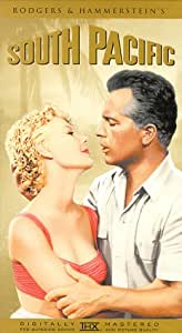 Ron Carter Ford Alvin >> Amazon.com: South Pacific [VHS]: Rossano Brazzi, Mitzi Gaynor, John Kerr (II), Ray Walston ...