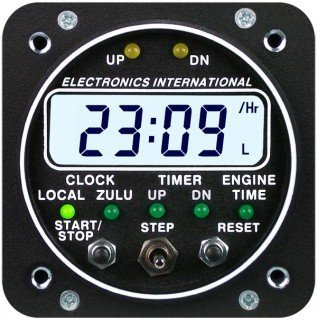 ELECTRONICS INTERNATIONAL SC-5 SUPER CLOCK (Electronics International)