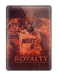 lebron james miami heat nba basketball NBA Sports & Colleges colorful iPad Air cases