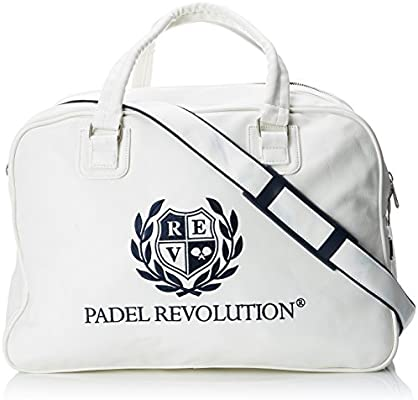 Padel/Sport Revolution, Maleta Padel Blanca, Blanco: Amazon ...