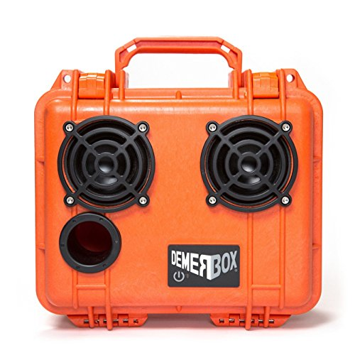 DemerBox: World's Toughest Waterproof Bluetooth Speakers. for sale  Delivered anywhere in USA