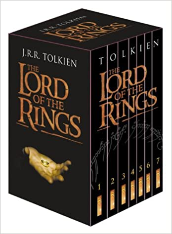 The Lord of the Rings: Amazon.es: J. R. R. Tolkien: Libros ...