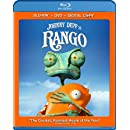 Rango (Two-Disc Blu-ray/DVD Combo + Digital Copy)