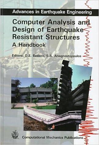 Computer Analysis & Design of Earthquake Resistant