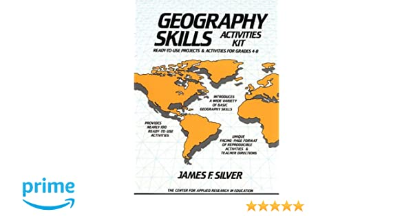 Amazon.com: Geography Skills Activities Kit: Ready-To-Use Projects ...