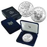 #6: 2016 American silver eagle $1 Brilliant Uncirculated US Mint Box