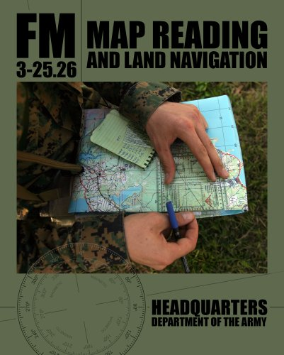 Map Reading and Land Navigation by [Army, Department]