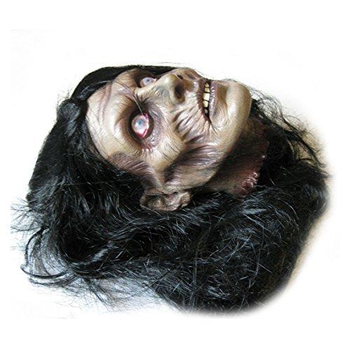 Forum Novelties Severed Zombie Woman Head Scary Halloween