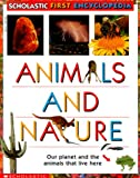 Animals and Nature, Janine Amos and Andrew Solway, 0590475231