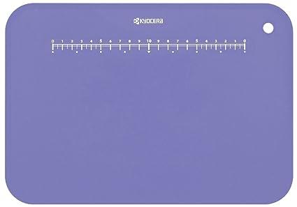 Kyocera CC-99SPU - Tabla de Cortar para Cocina, Color Morado