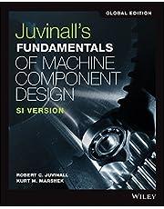 Fundamentals of Machine Component Design, Global Edition