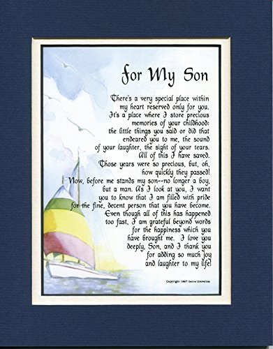 Gift Present Poem For My Son, #51