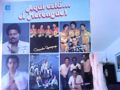 Aqui Esta... El Merengue! by KAREN RECORDS