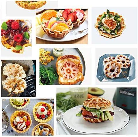 Appareils à sandwich et presses à panini Gaufrier électrique - Accueil Waffle Making Machine