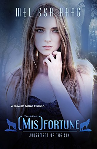 (Mis)fortune (Judgement Of The Six Book 2) cover