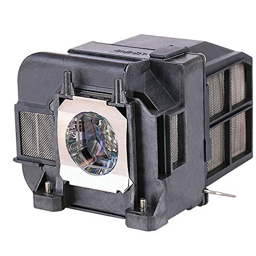 (YOSUN V13H010L75 Projector Lamp for Epson PowerLite 1940W 1945W 1950 1955 1960 1965 EB-1940W EB-1945W EB-1950 EB-1955 EB-1960 EB-1965 ELPLP75 Replacement Projector Lamp Bulb with Housing)