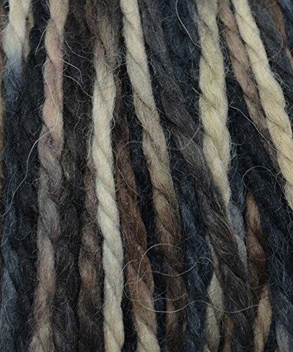 Grande Hand Dyed 100% Baby Alpaca Yarn - #27 (Yard 110 Yarn)