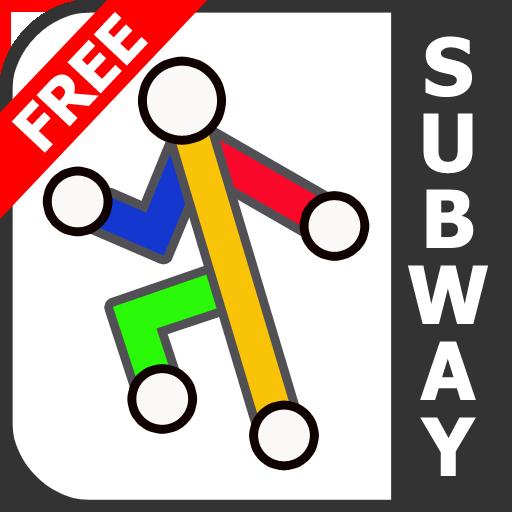 New York Subway Free by Zuti - Internet Nyc Clear