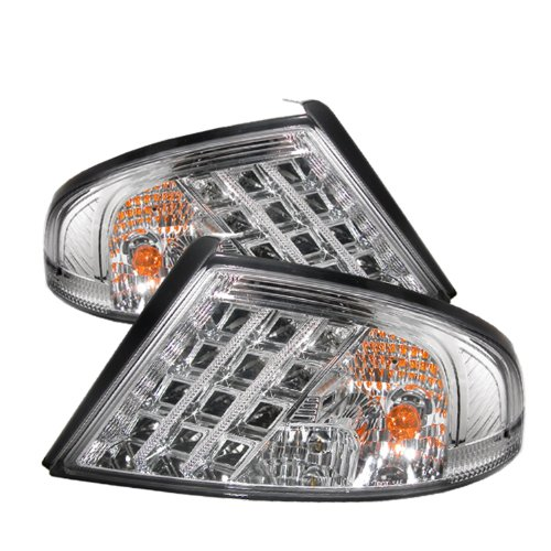 Spyder Auto Dodge Stratus Chrome LED Tail Light