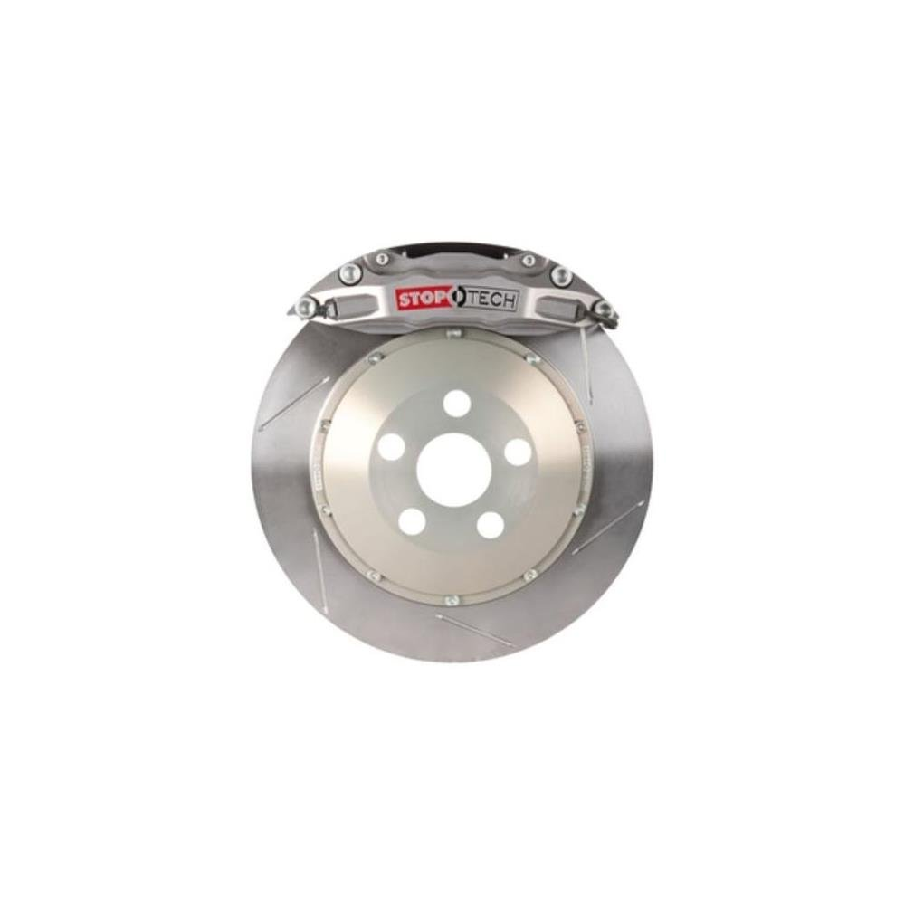 Stoptech 91 05 Acura Nsx Front Bbk Trophy Sport St 40 Wilwood Disc Brake Kitfront Stock Replacementhonda262mm Rotors Calipers Slotted 328x28mm 830554300r1 Automotive
