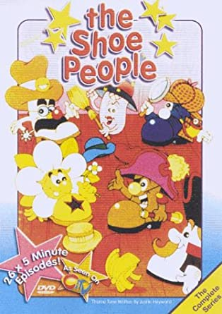 974a89f51218e The Shoe People [DVD] [1987]: Amazon.co.uk: DVD & Blu-ray