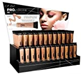 La Girl HD Pro Conceal Counter Display-I (144pcs with Display) by LA Girl