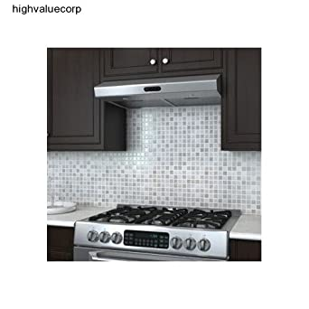 hood z appliances dp inch amazon range com led cabinet line under