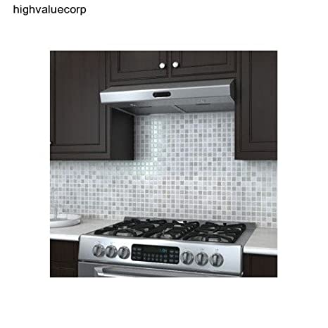 Exceptionnel Valore Cascade 30u0026quot; Contemporary Under Cabinet Range Hood