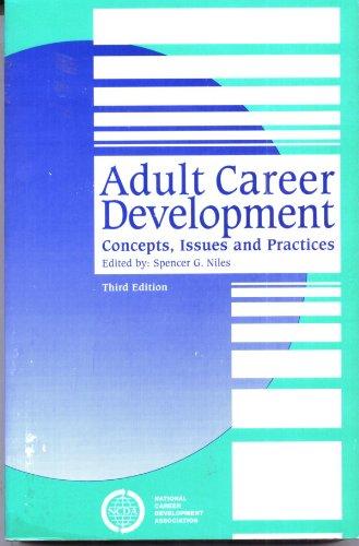 adult career development concepts - 1