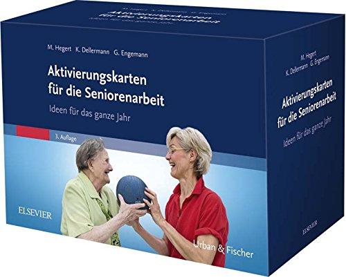 Aktivierungskarten für die Seniorenarbeit: Ideen für das ganze Jahr