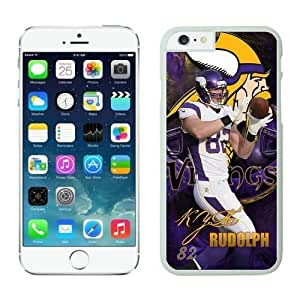 NFL Case Cover For SamSung Galaxy S3 Minnesota Vikings Kyle Rudolph White Case Cover For SamSung Galaxy S3 Cell Phone Case ONXTWKHC2519