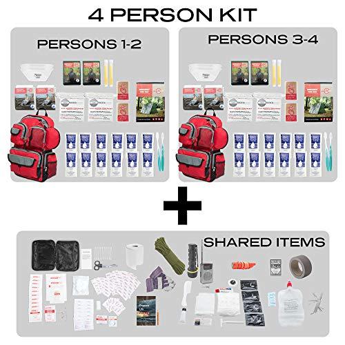 Buy survival backpack kit