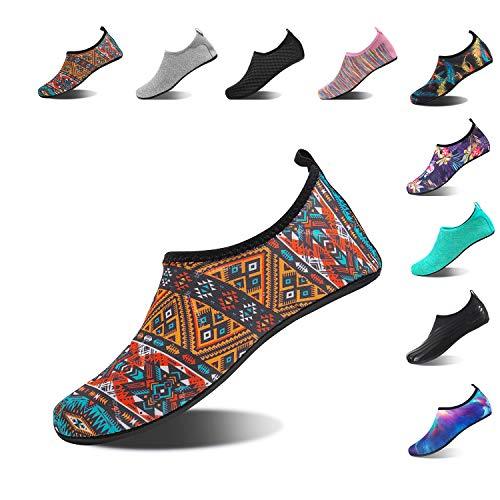 for b Dry Water Swim Socks Bohemian NING MENG Beach Quick Yoga Men Aqua Shoes Women Shoes Barefoot Socks Surf x6Upq