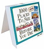 Tageskalender 2018 – 1000 Places To See Before You Die - Deutschland, Österreich, Schweiz