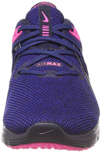 Femme Air Obsidian Blue 3 001 Nike Pulse Glow Running Chaussures Max Orange Sequent de Multicolore 0pxnzH