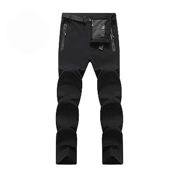 d0e8da7487068 Ynport Crefreak Hommes Kiwi Hiver Pantalon Doublé Thermique Hiver Ski  Randonnée Pantalon