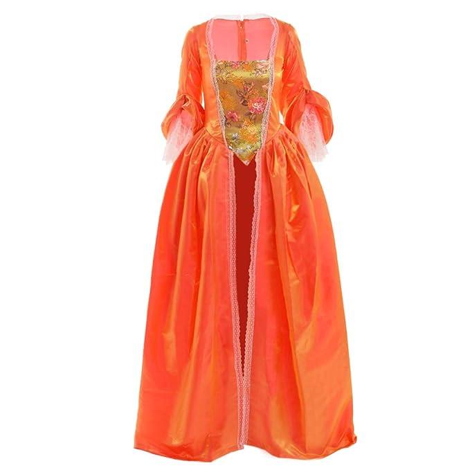 Blessume Mujeres Ball Marie Antonieta Vestido Masquerade Gown Rococó Disfraz FK1cu3TlJ