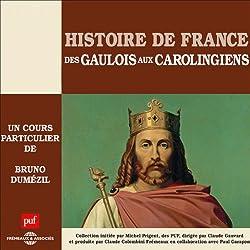 Des Gaulois aux Carolingiens (Histoire de France 1)