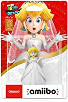 Nintendo - Figurina Amiibo Peach, Colección Super Mario