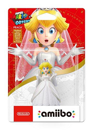 amiibo Super Mario Odyssey Peach, 1 Figur