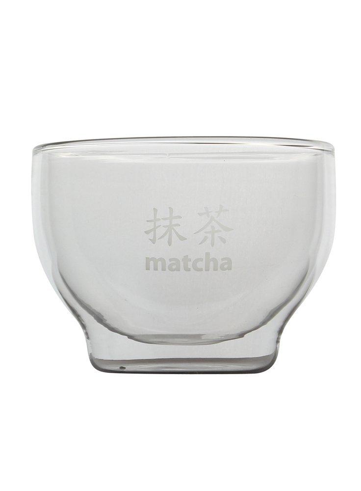 DOCTOR KING Artisan Glass Matcha Bowl (400 ml) | Chawan | Premium Quality | Perfect For Preparing And Serving Matcha Green Tea | Boxed